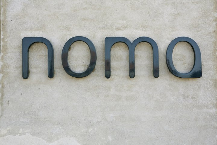 Uofficiel: noma cover