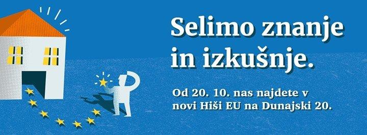 Evropska komisija v Sloveniji cover