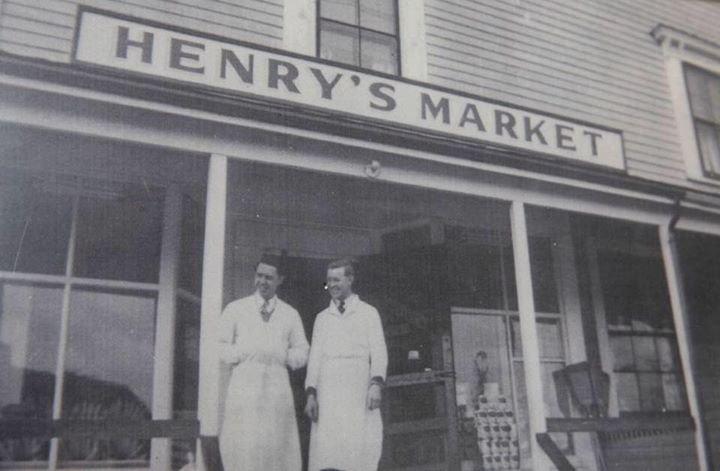 Henry's Market cover