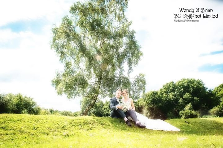 BC DigiPhot Ltd, Wendy and Brian Carter,  Wedding photographers cover