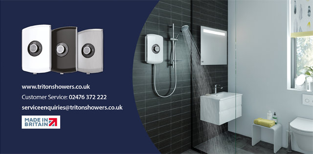Triton Showers cover