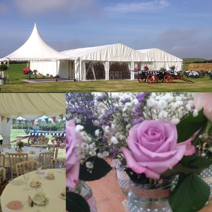 PSR Marquee Hire cover