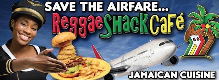 Reggae Shack Café cover