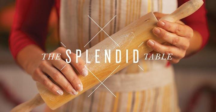 The Splendid Table cover