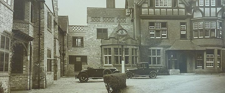 The Montagu Arms Hotel cover