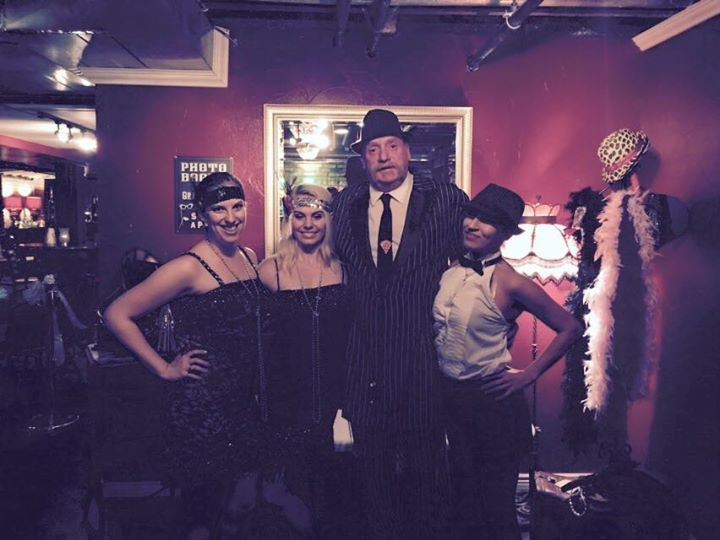 The Speakeasy Event Center at Wholly Stromboli cover