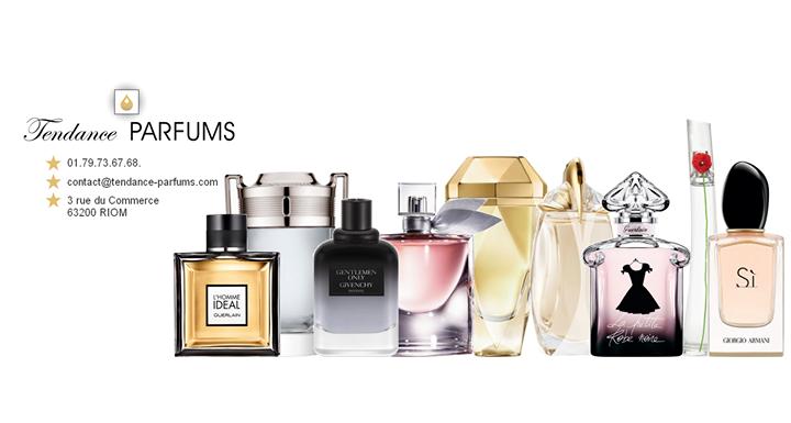 Tendance Parfums cover