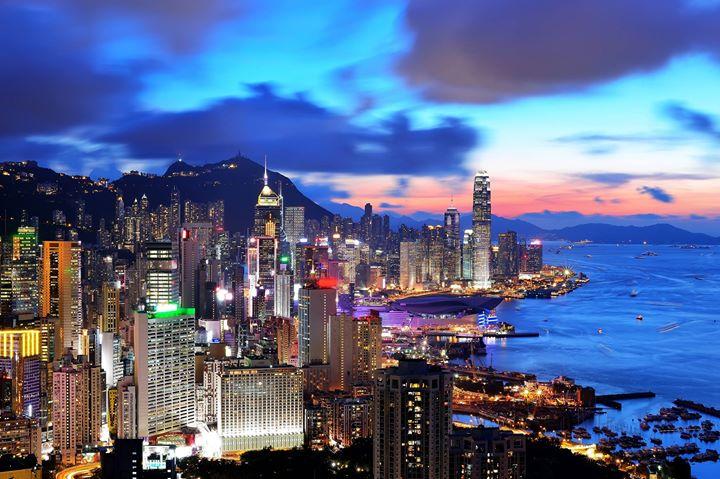 Eaton Hong Kong cover