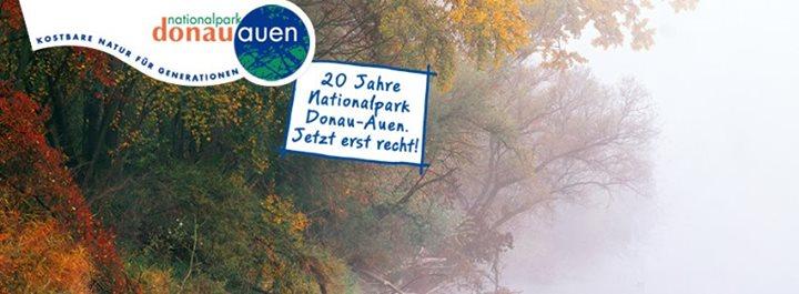 Národný park Donau-Auen / Dunajské luhy / Rakúsko cover