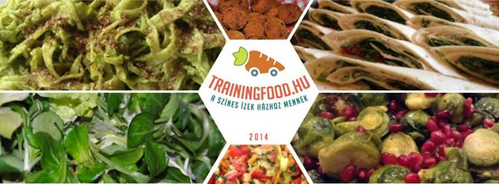 TrainingFood cover