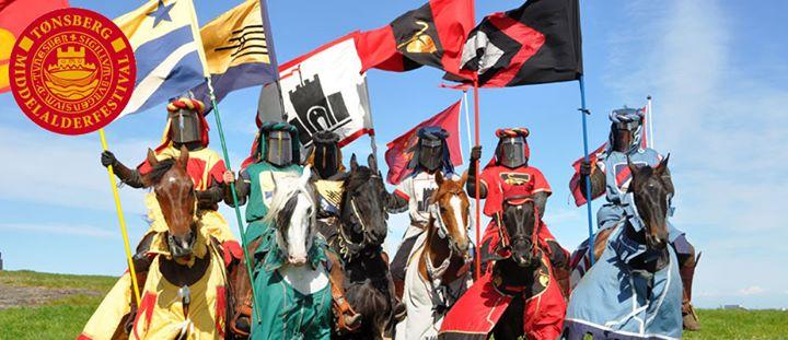 Tønsberg Middelalderfestival cover