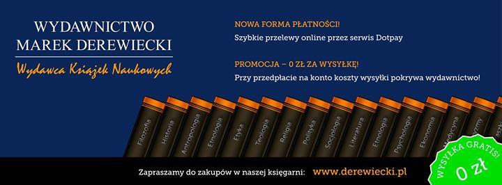 Wydawnictwo Marek Derewiecki cover