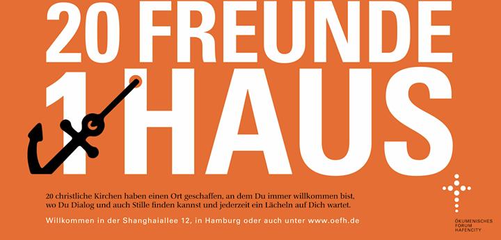 Ökumenisches Forum HafenCity cover