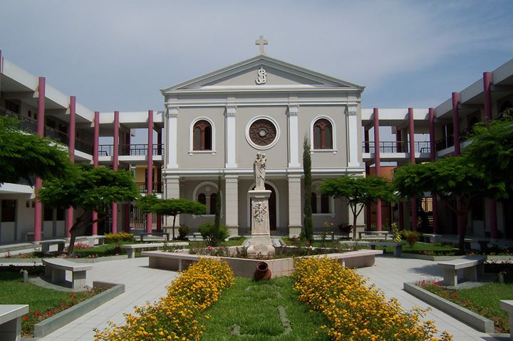Casa de Espiritualidad San José de Cluny cover