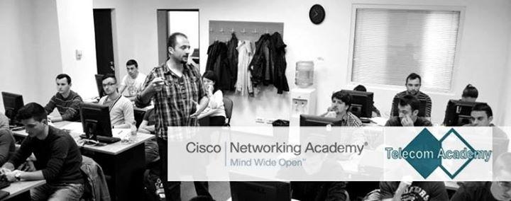 Telecom Academy cover