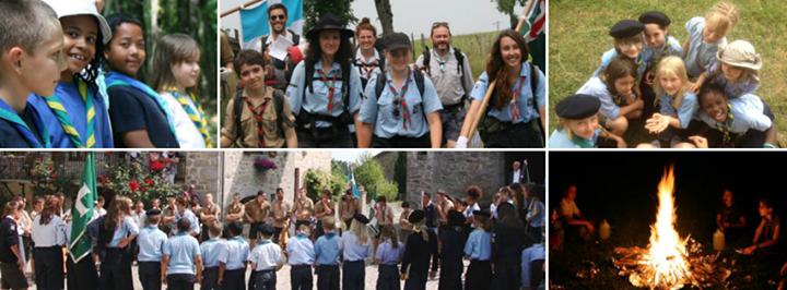 Scouts et Guides Saint Benoît cover