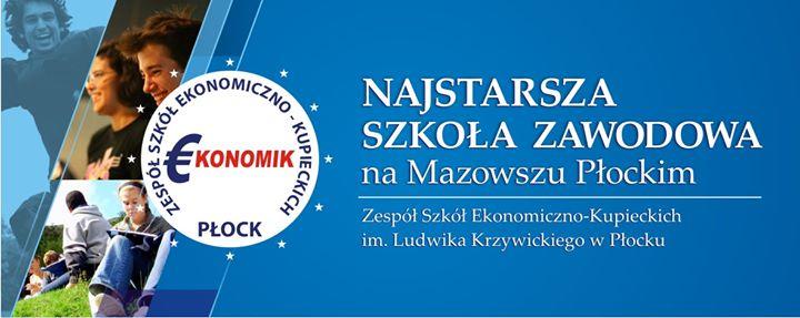 Zespół Szkół Ekonomiczno - Kupieckich w Płocku cover