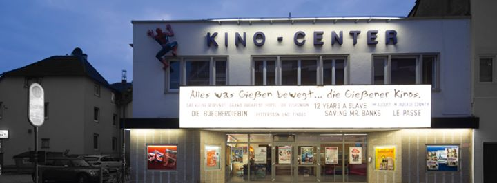 Kinocenter Gießen cover