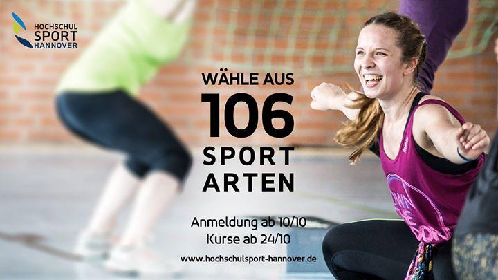 Zentrum für Hochschulsport Hannover cover