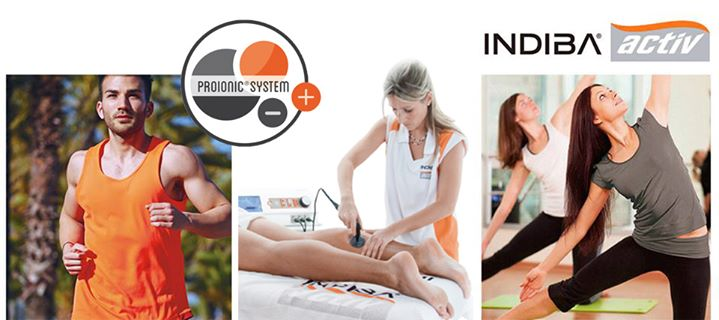INDIBA activ therapy cover