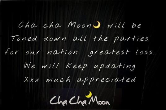 Cha Cha Moon Beach Club cover
