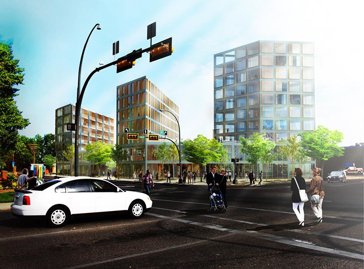 Spectacle bureau for architecture and urbanism calgary canada