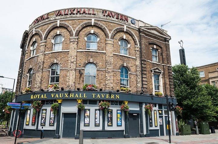 The Royal Vauxhall Tavern cover