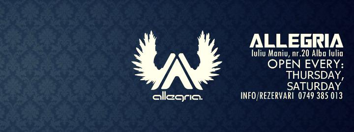 Club Allegria cover
