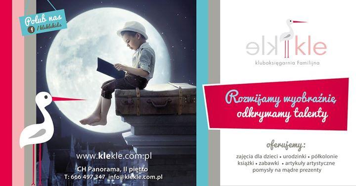 Klekle Kids Księgarnia dla Dzieci cover