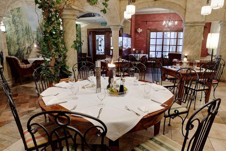 Via Toscana Restaurant & Cafe cover