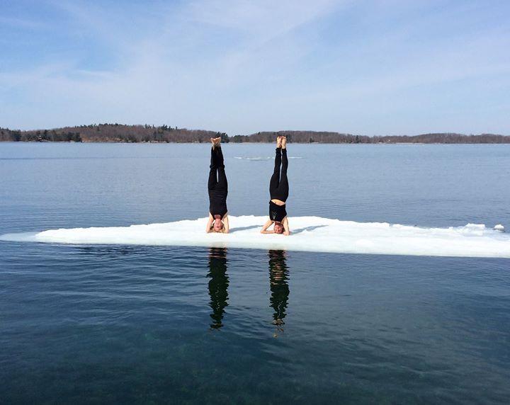 River Yoga cover