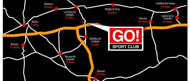 GO SPORT CLUB Condado cover