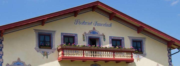 Postwirt Sauerlach cover
