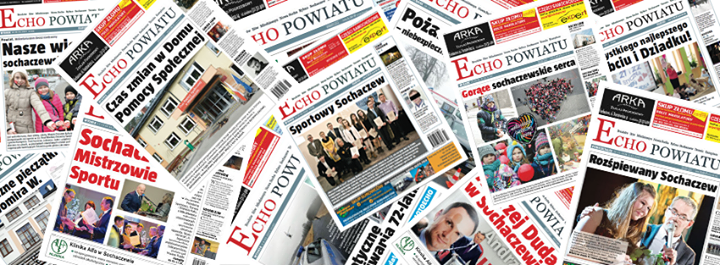 Echo Powiatu cover