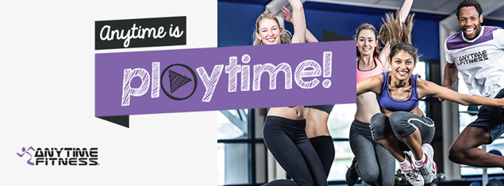Anytime Fitness cover