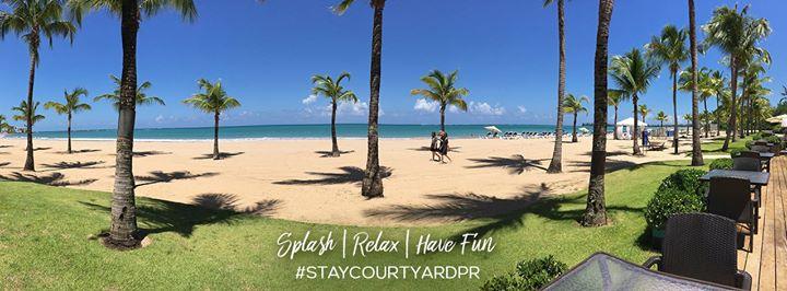 Courtyard by Marriott Isla Verde Beach Resort cover