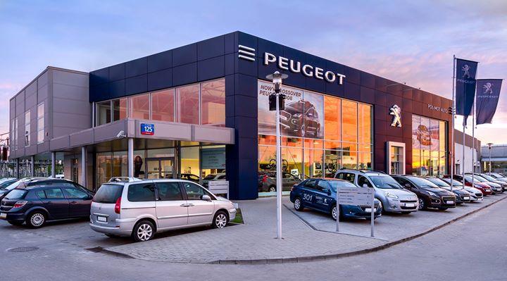 Peugeot Warszawa Pol-Mot Auto Bemowo cover