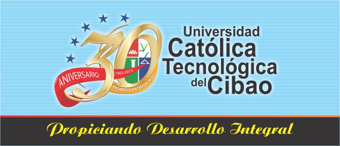 Universidad Católica del Cibao cover