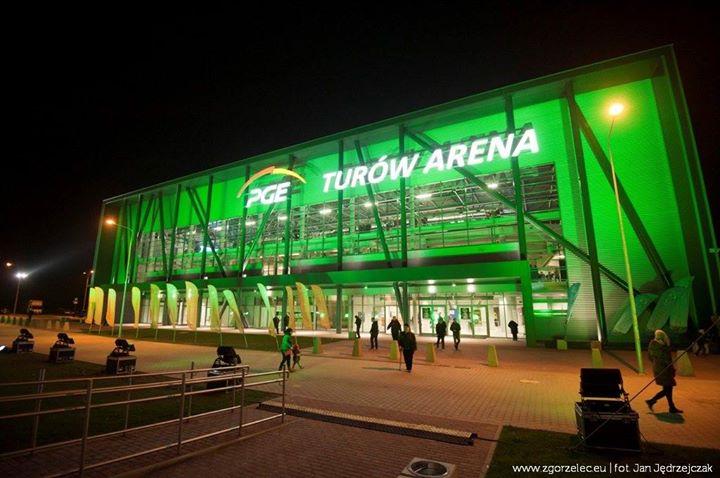 PGE Turów Arena cover