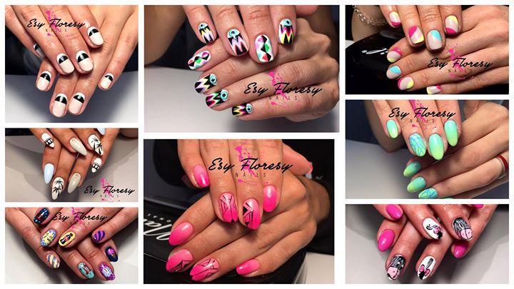 Esy Floresy Nails cover