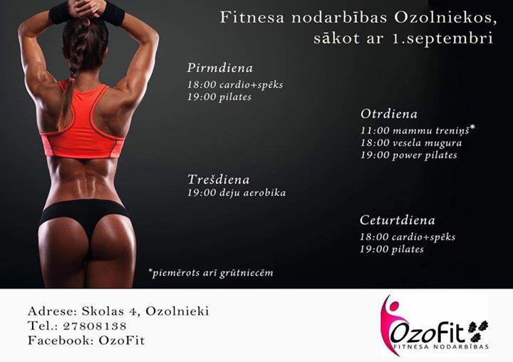 OzoFit cover