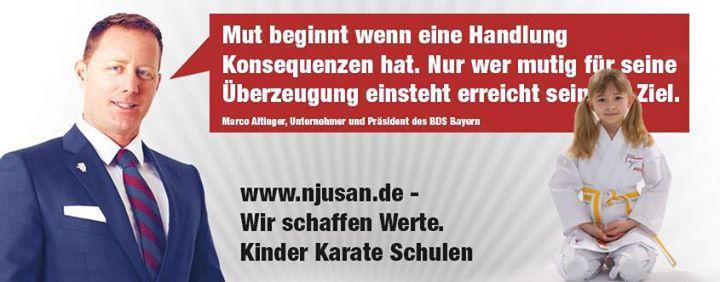 Karate Altinger cover