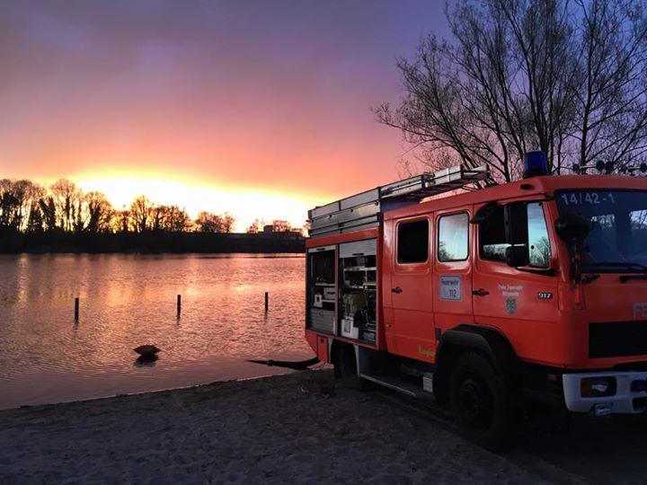 Freiwillige Feuerwehr Mittenwalde cover