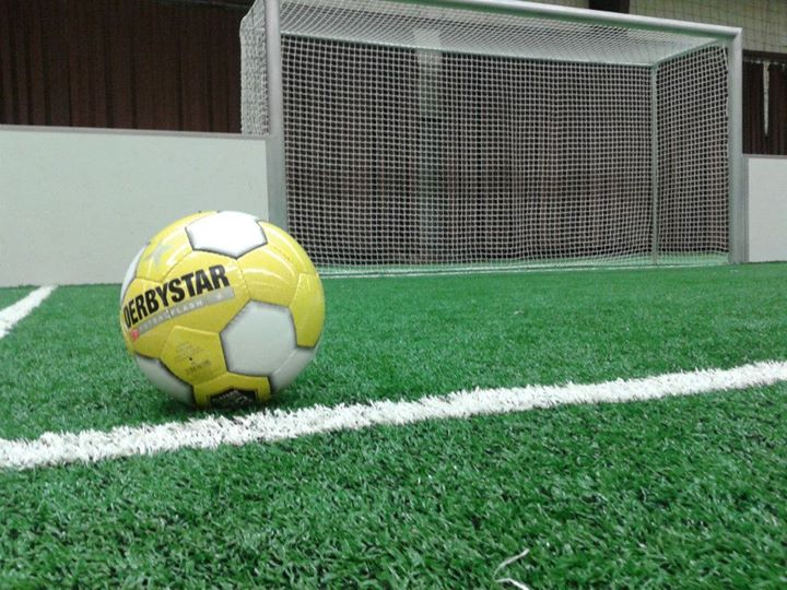 Indoor Soccer & Beach Parkzicht cover