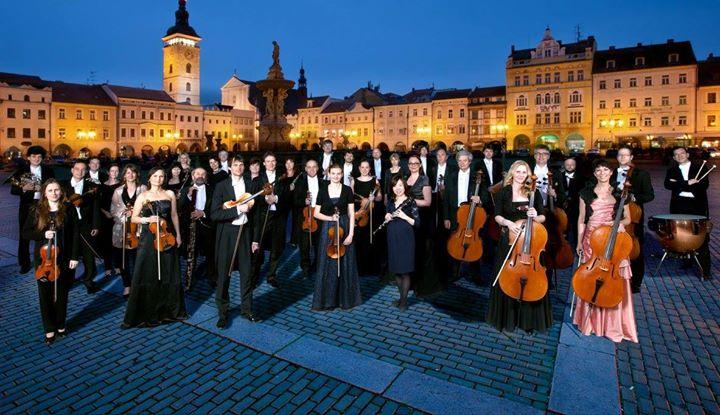 Jihočeská filharmonie cover