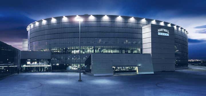 Hartwall Arena cover