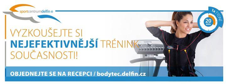 Sportcentrum Delfín cover
