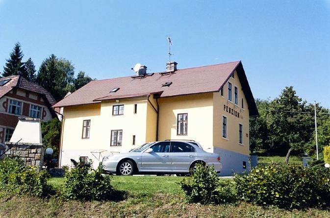 Penzion OLDA - Český ráj cover