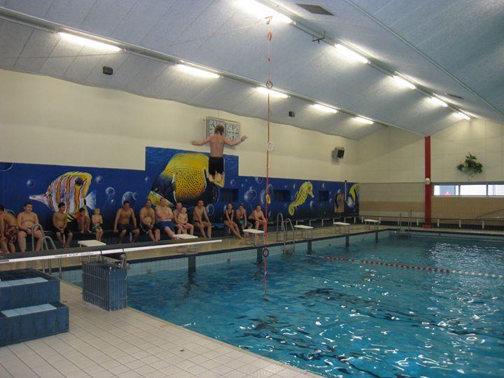 zwembad de parrel - groningen, pays-bas