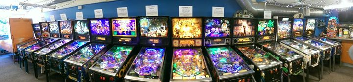 Seattle Pinball Museum cover